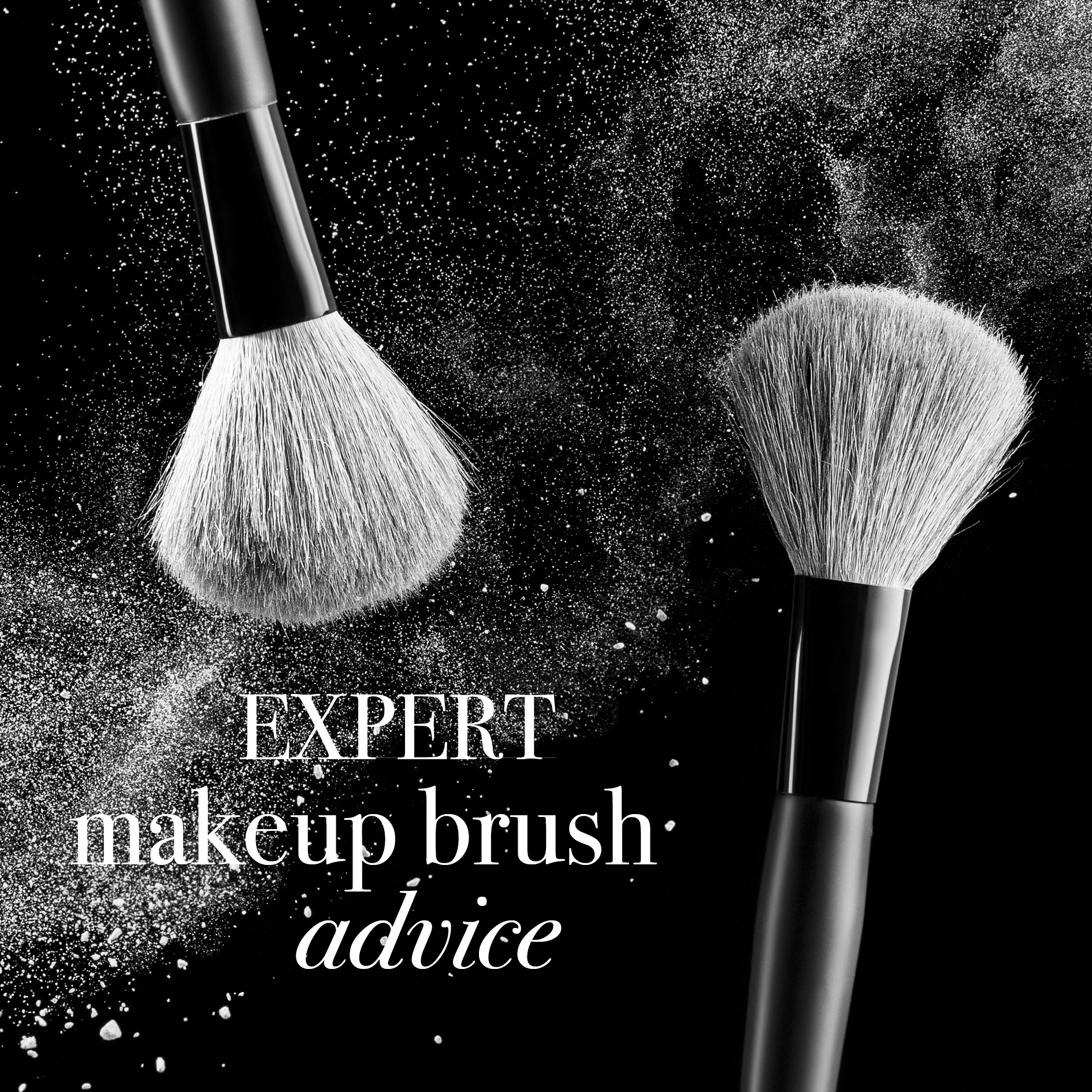 Makeup Brushes - Tools of the Trade