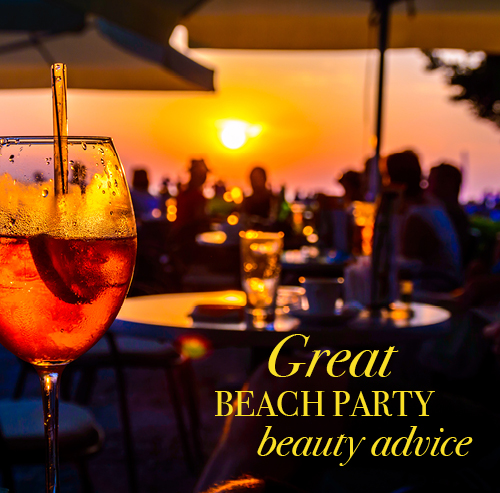 Beach Party blog