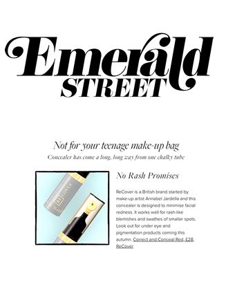 Emerald Street, 5 Best Concealers