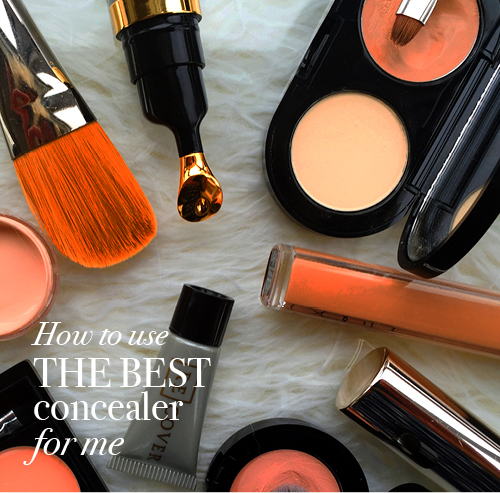 How to choose the best concealer for me