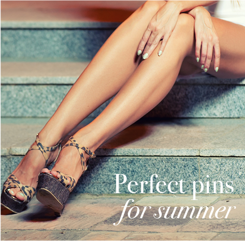 Perfect pins for summer